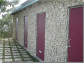Large external archive sheds available to larger tenancies